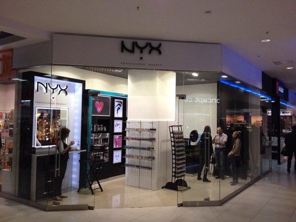 Nyx ижевск косметика