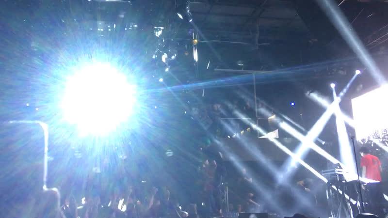 Концерт Pyro x Sted.d 2018