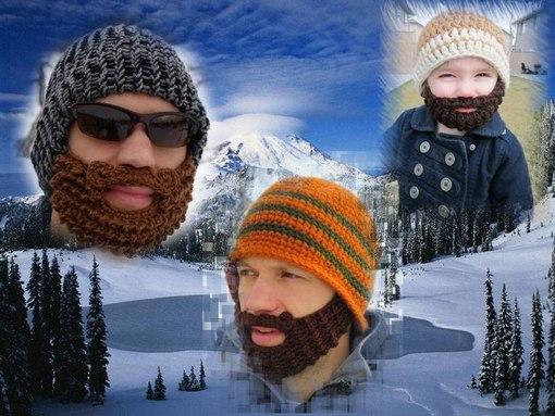 Свяжу оригинальную бороду!
