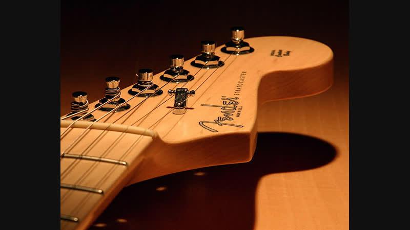 Сольная гитара - Gilmour / Marvin - в концерте 50 лет Fender Stratocaster