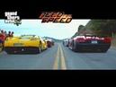 GTA V Need for Speed Movie La Carrera DeLeon