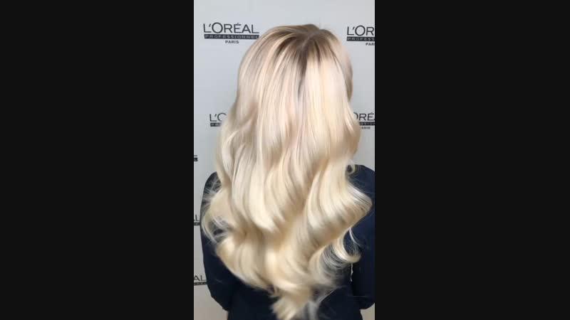 L'Oréal pro blond ❤️