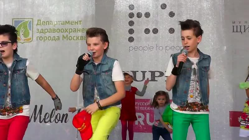 Кай Метов и Джинсовые Мальчики Mama I Want to be a Pioneer