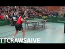 WALDNER Jan Ove - BOLL TIMO 2017 TABLE TENNIS (Amazing Private Record)