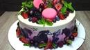 детский кремовый торт с лошадьми - Джулс Кейк(Jools_cake)