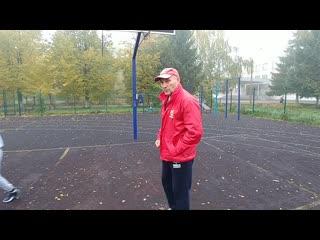 Обучение апперкоту (удару снизу) от Заслуженного тренера России Исаева Николая Петровича.