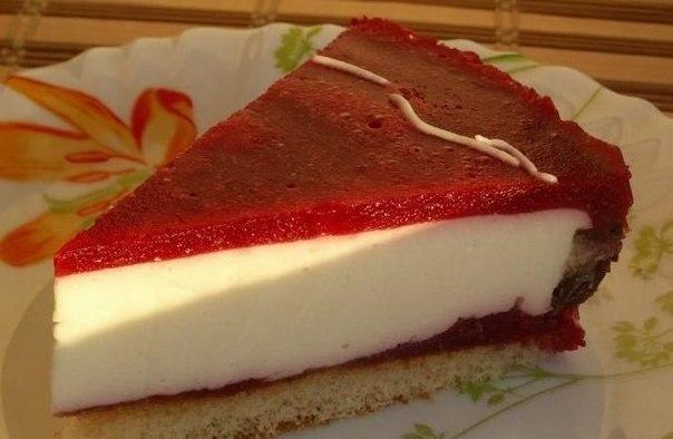 Йогуртовый торт рецепт без выпечки с пошаговым
