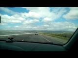 Домой по дороге с облаками в машине через Блаблакар ))
