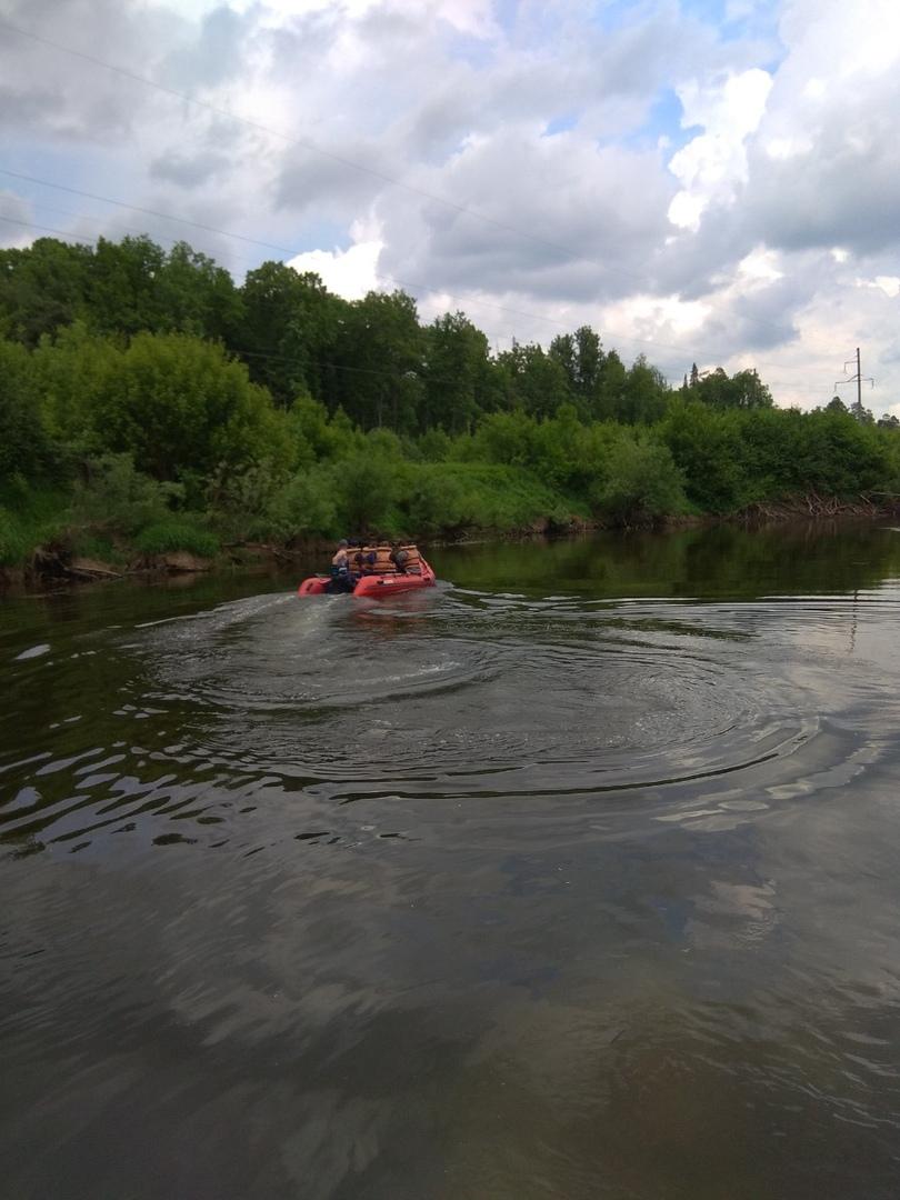Марийская аварийно-спастельная служба рассказала о подробностях происшествия на воде вблизи Волжска