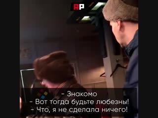 Нас закон защищает, а вас - нет: тверские депутаты угрозами пытались снять с бюста Калинина новогодний колпак
