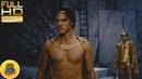 Афина и Арес вмешиваются и убивают напавших на Тесея.Фильм Война богов: Бессмертные 2011 (Immortals)