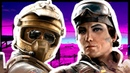 *NEW* Mozzie Gridlock Gameplay Rainbow Six Siege Operation Burnt Horizon