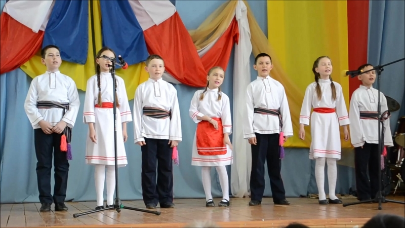 4 класс МБОУ Чиршкасинская СОШ имени Л.В. Пучкова - Чун чĕререн савăнар