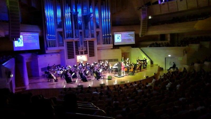 Game Symphony - Девочка-волшебница Мадока Магика