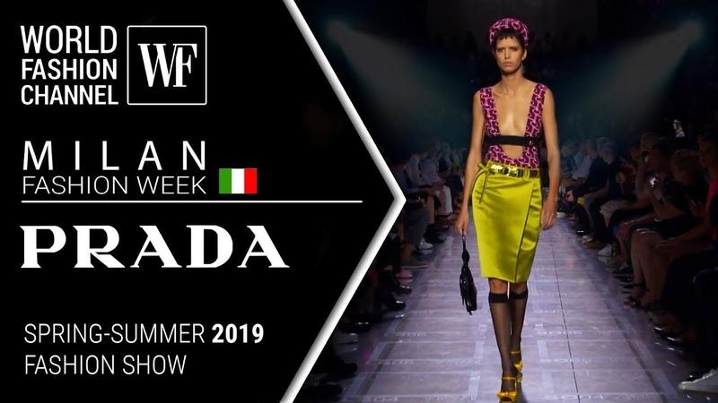 Prada   Spring-summer 2019 Milan fashion week