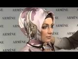 Hijab Fashion  Armine Eşarp Bağlama Modelleri # 1