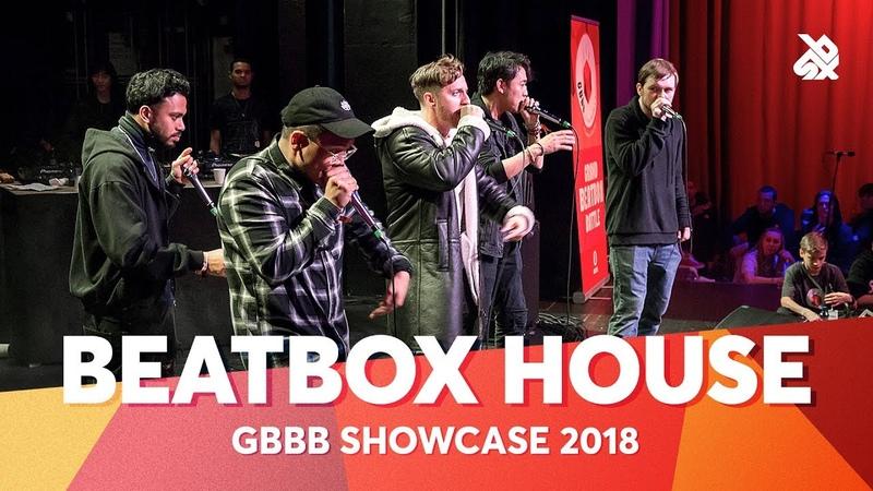 BEATBOX HOUSE | Crew Vice World Beatbox Champion 2018