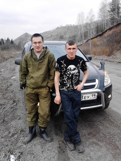 Андрей Артонов, 25 апреля , Москва, id71389611