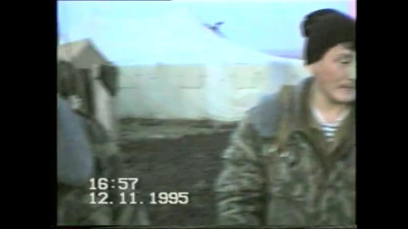 Подвиг бурятского командира Вячеслава Мархаева в декабре 1995 года Первая чеченская кампания поселок Новогрозненский