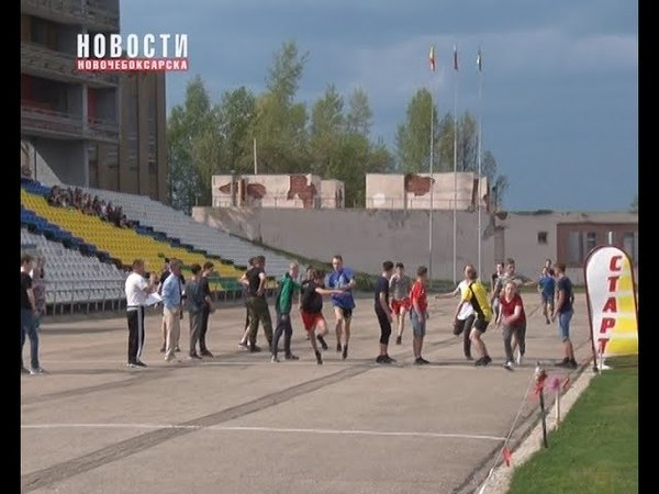 Легкоатлетический кросс памяти студентов НХМТ, погибших в горячих точках