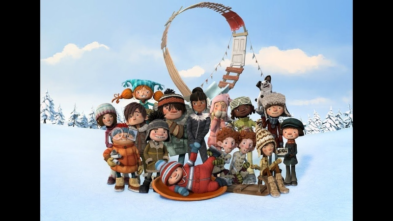 Снежные гонки дублированный трейлер в кино с 10 января