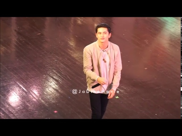 Right There by James Reid at Fujifilm event