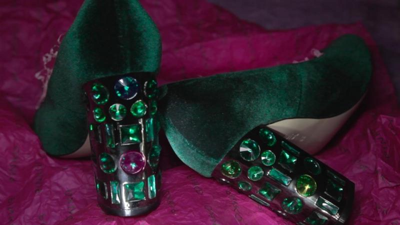 Зелёные_туфли_2