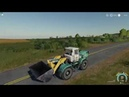 Мод трактор ХТЗ Т-150К TO-25 V1.2 Farming Simulator 2019