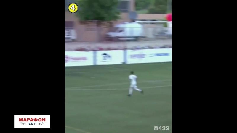 15-летний Илаис Морино уничтожает Реал