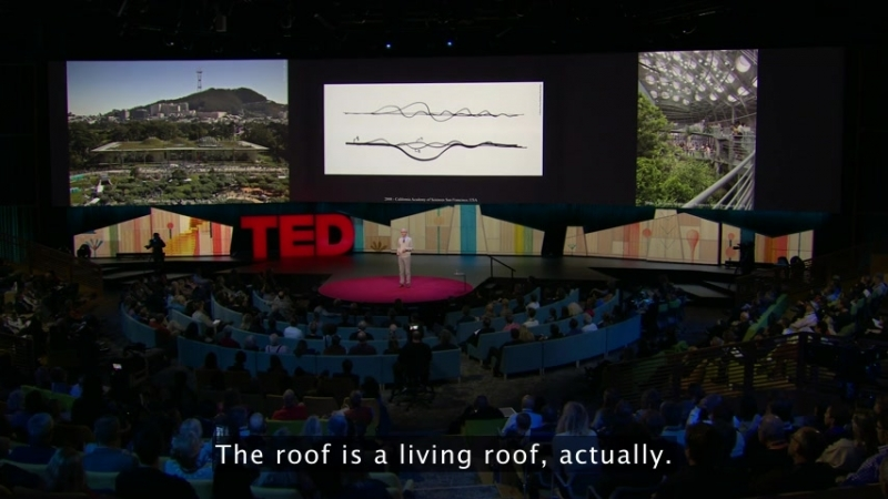 Renzo Piano at TED 2018 The genius behind some of the worlds most famous buildings