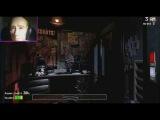 Как Джесус (JesusAVGN) играл в Five Nights at Freddy's с веб-камерой. о.о