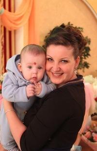 Наталья Байбурина, 23 января 1989, Когалым, id18418822