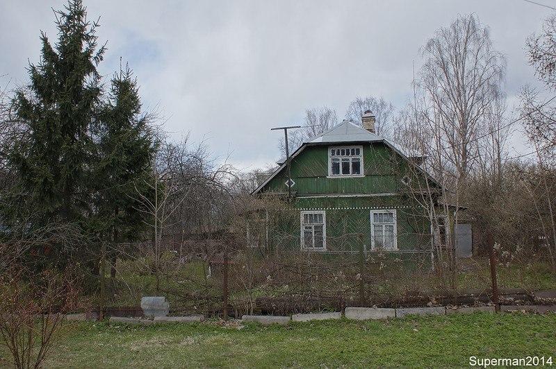 Санкт-Петербург (Часть-4). От Удельной до Пионерской.