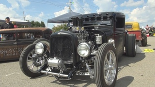 1932 Ford Pickup Truck Hot Rod / Rat Rod 2014 Redneck Rumble