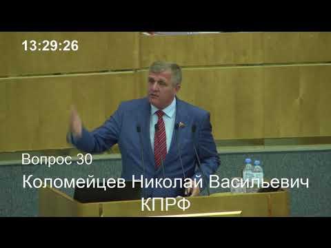КПРФ против назначения Кудрина главой Счетной палаты
