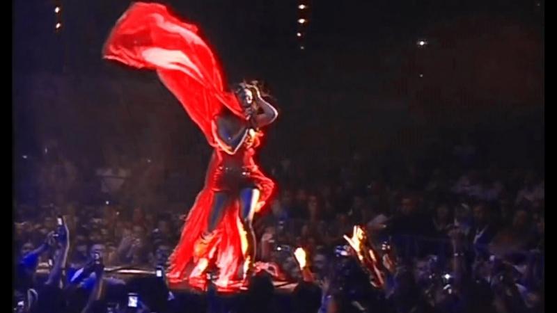 Anggun Kembali A Rose in the Wind Live 2006