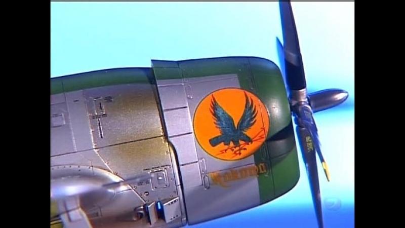 Plamo Tsukurou Tamiya P 47D Thunderbolt 1 48