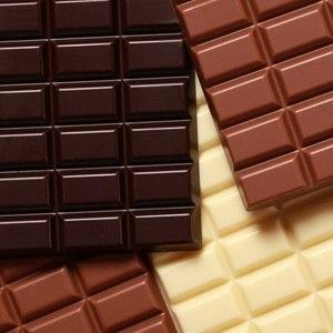 Темный шоколад бодрит