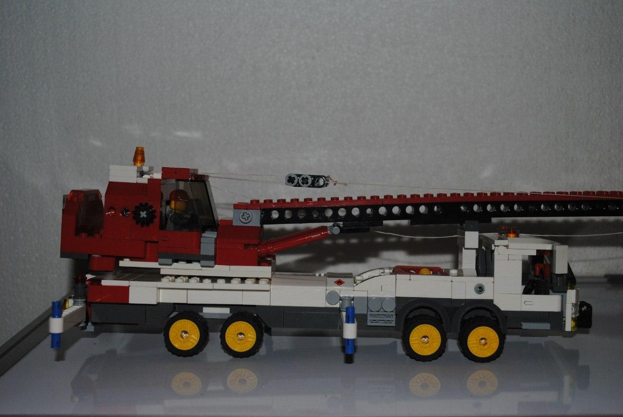 Как сделать прицеп для машины из LEGO видео 91