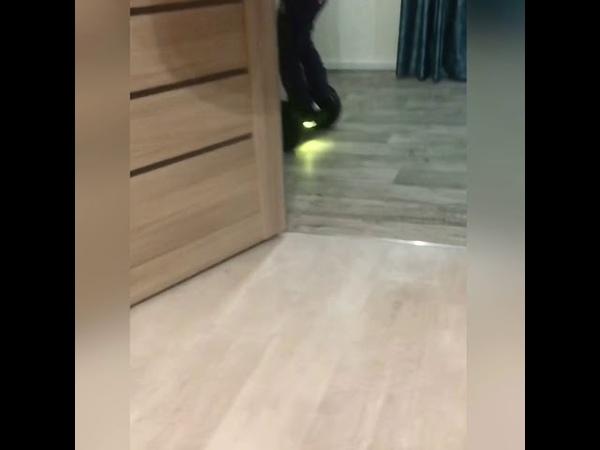 Тест драйв сигвея миниробот в домашних условиях от giroskuter16.ru