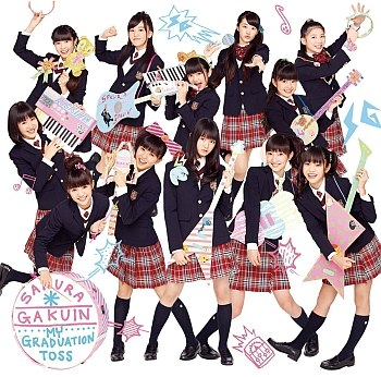 Sakura Gakuin - My Graduation Toss  S33uXWyGJyE