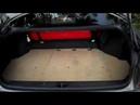 Ровный пол багажника Ауди 100/А6 С4 седан