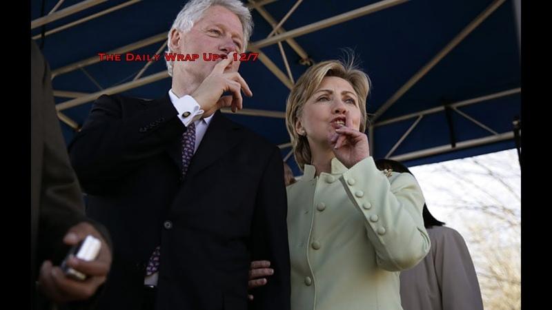 Clinton Foundation CFO Spills Beans, UN Backs Palestine Over Israel Another Wells Fargo Scandal