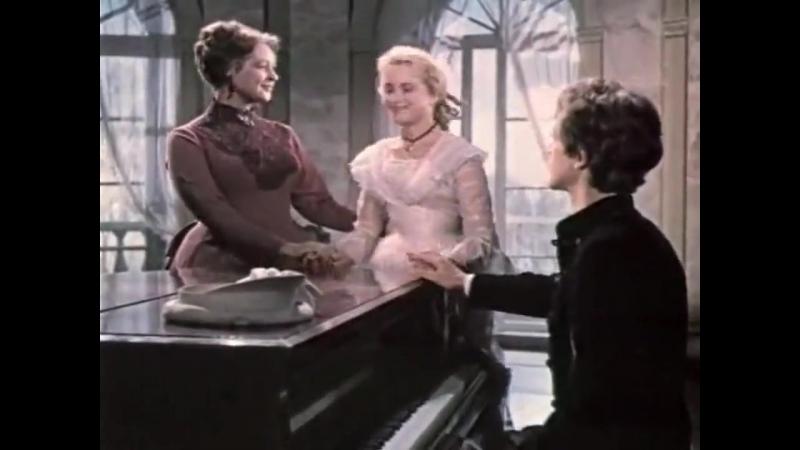 «Слепой музыкант» (1960) - мелодрама, реж. Татьяна Лукашевич