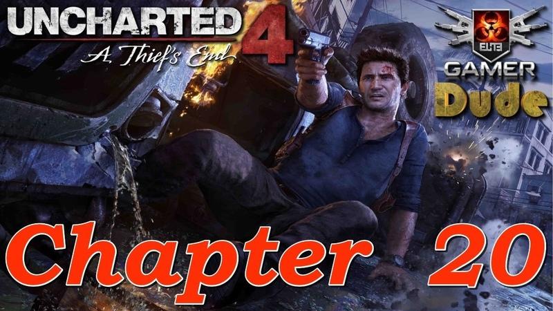Uncharted 4 A Thief's End Глава 20 - Выхода нет