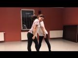 HUMAN/Galen Hooks choreo/Alina&Maria