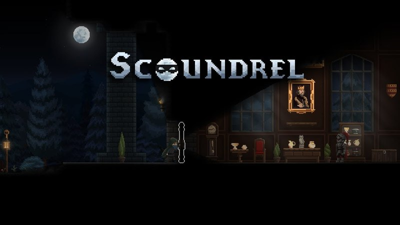Scoundrel Announcement Teaser