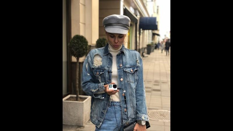 Точки Nad И. Моя неделя. Встречи с моднющими подругами, разбор их сумок. Модные места и вкусные кафе Москвы.