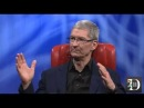Tim Cook at D11: Full Session  - Apple CEO Tim Cook talks about iWatch, iOS7 and next big things