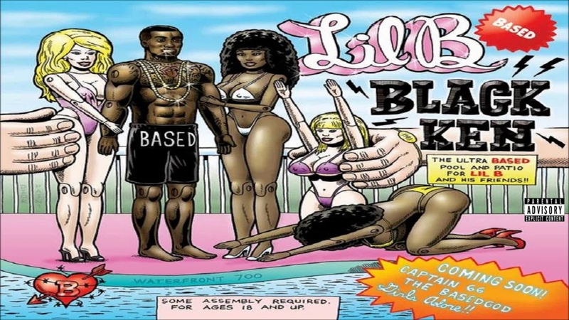 Lil B - Bad Mf (Black Ken)
